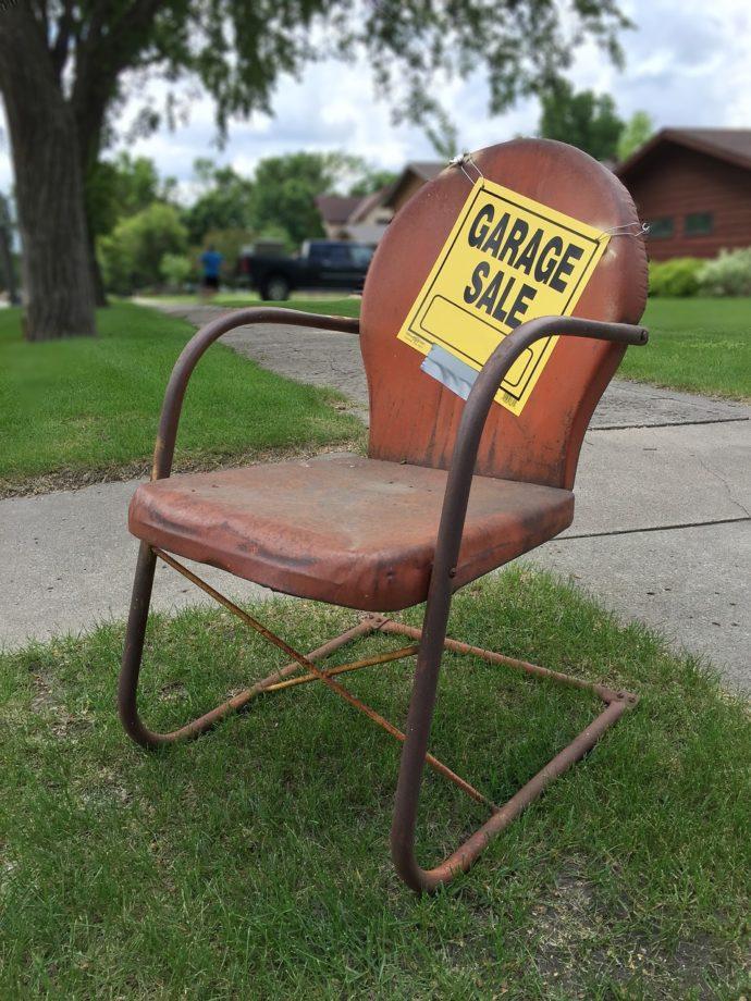 Making HOA Garage Sales Work For You