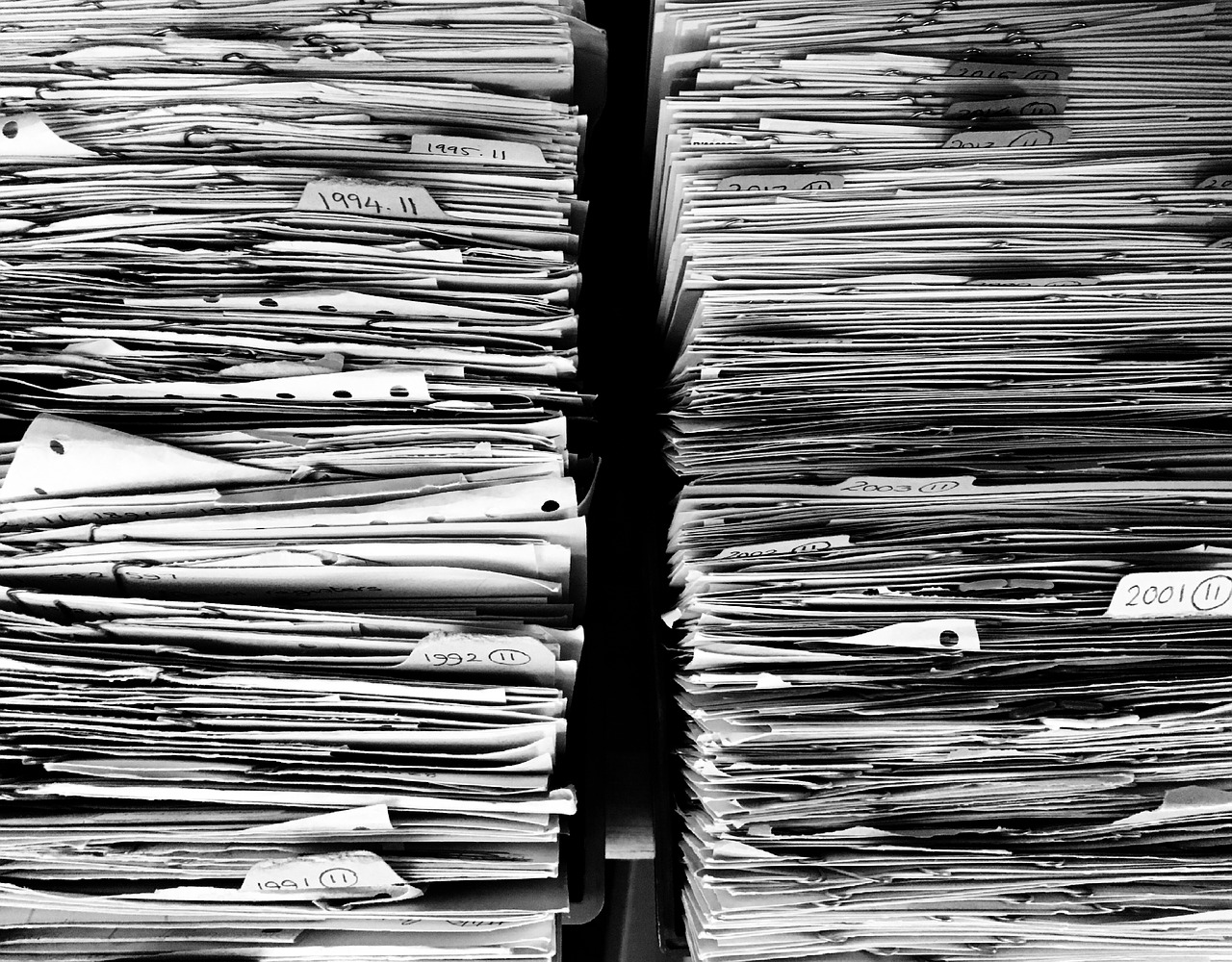 Taking Control Of Paper Piles