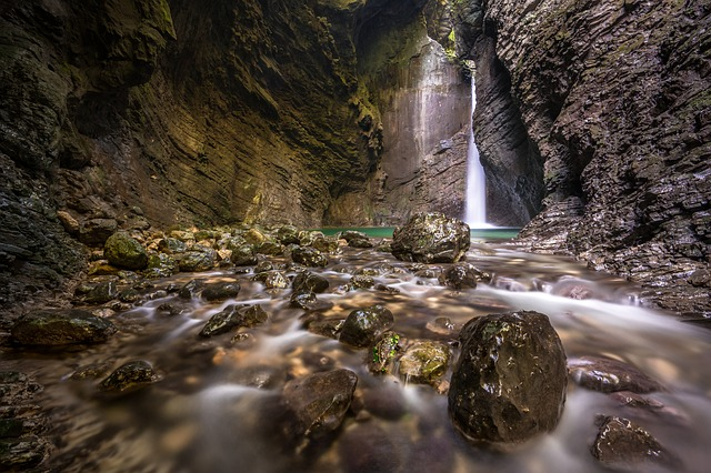 Waterfall - Earth Day 2018