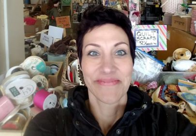 'Check In With Jen' – A New Go Trashy Exclusive!