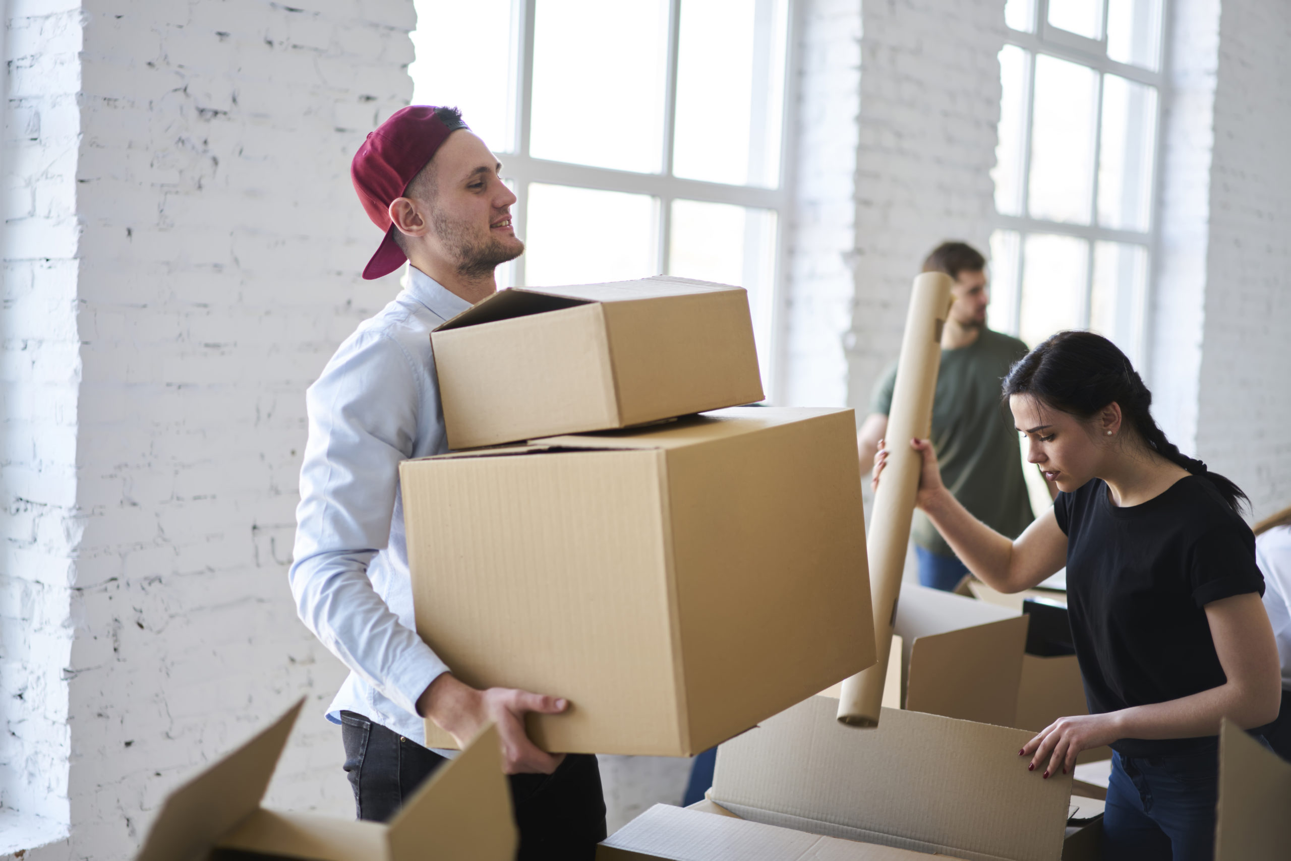 How To Prepare For An Office Move In 4 Steps | Curb-It